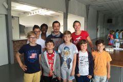 Fête école tennis juin 2016