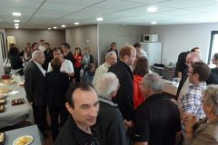 Inauguration nouveau club-house 13 septembre 2014